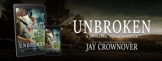 Release Blitz: Unbroken by Jay Crownover @JayCrownover @InkSlingerPR