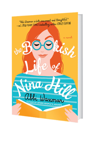 New Release & Review:  The Bookish Life of Nina Hill by Abbi Waxman @BerkleyPub