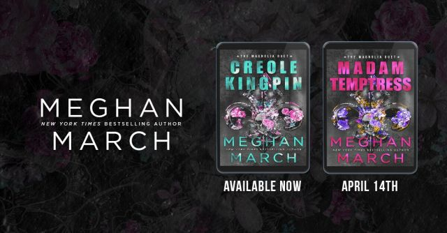 Audible Review: Creole Kingpin by Meghan March @Meghan_March