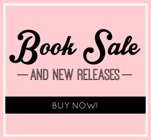 Book Sale and New Releases