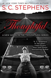Blog Tour Review of Thoughtful and Fast Talk with S.C. Stephens @SC_Stephens_