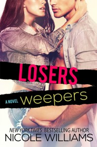 Blog Tour Review: Losers Weepers by Nicole Williams @nwilliamsbooks