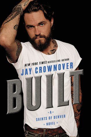 Book Review: Built by Jay Crownover @jaycrownover