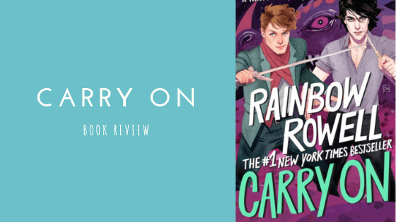 Carry On book review
