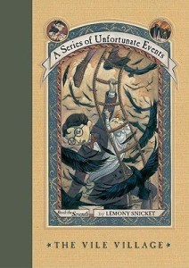 A Series of Unfortunate Events : Mini Reviews Part Three