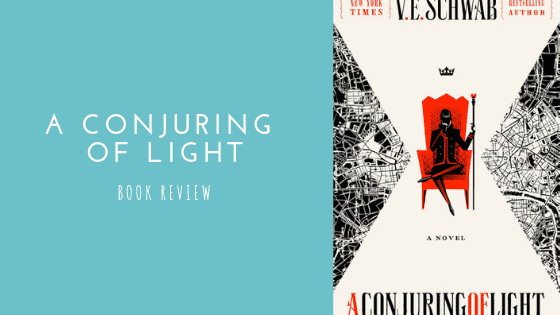 A Conjuring of Light book review