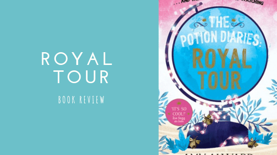 Royal Tour book review