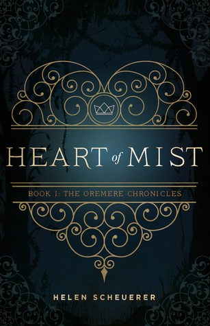 Heart of Mist book review   Blogmas #6