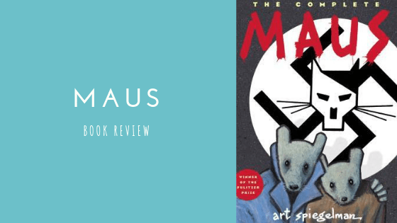 Maus book review | Blogmas #13