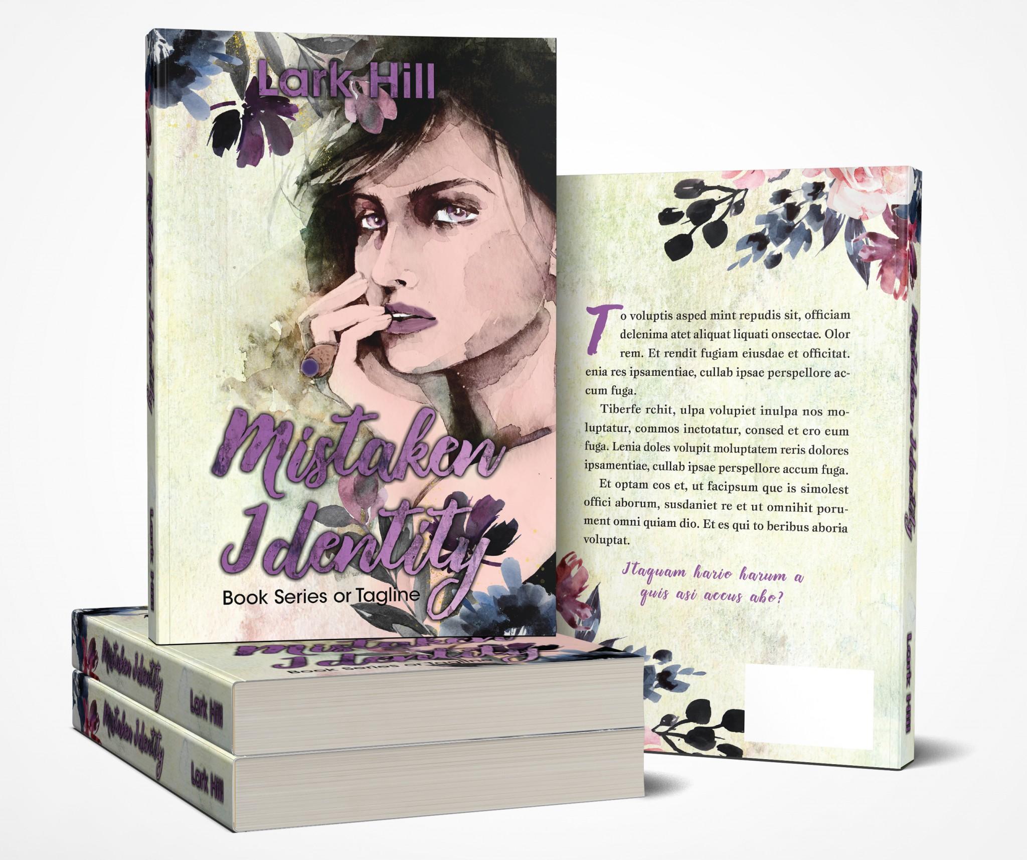 Mistaken Identity - The Book Cover Designer