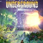 World Underground The Book Cover Designer