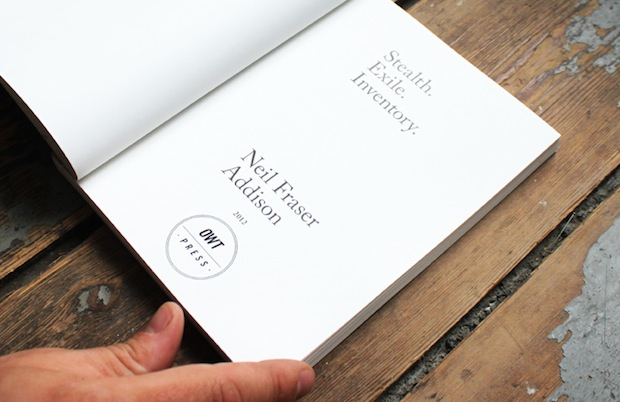 poetry book interior