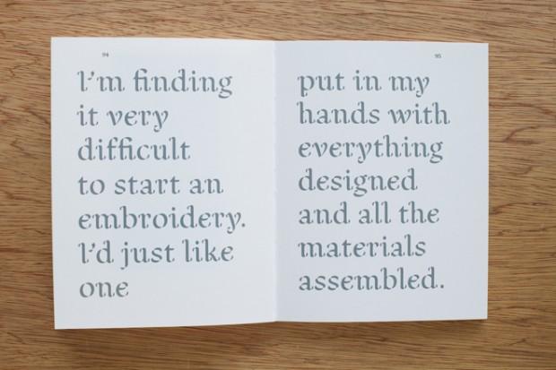 Iris Todd book design inspiration