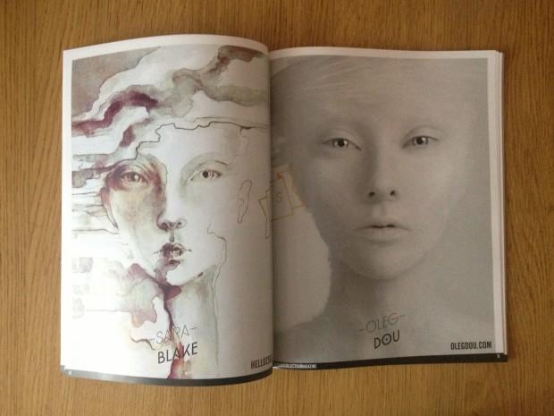 Design Collector Magazine design inspiration
