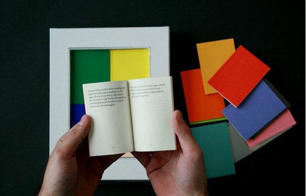 book collection design inspiration