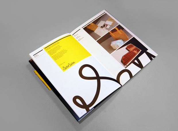 Because Studio mini portfolio design inspiration