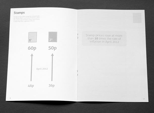 No Post zine design inspiration