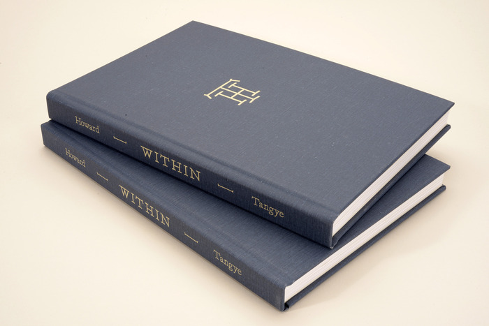 Within – first ever book of Howard Tangye