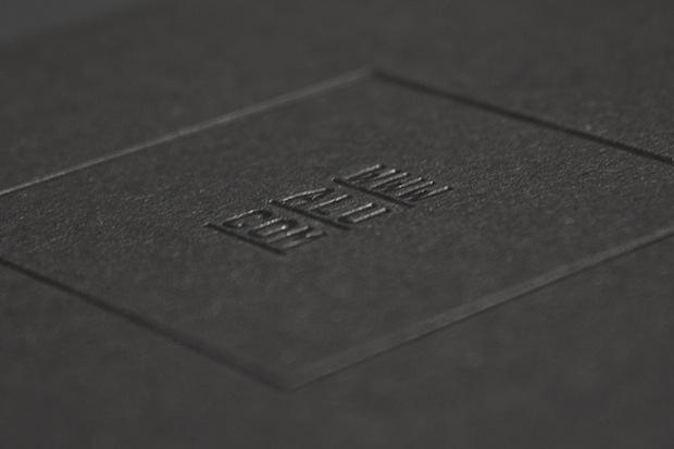 black and white portfolio book design inspiration