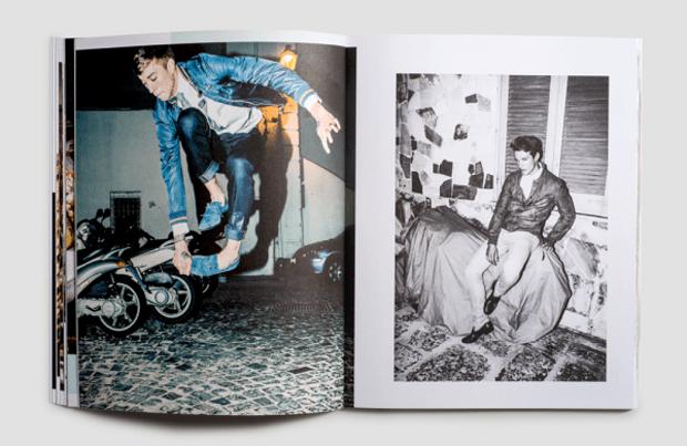 fashion catalogue book design inspiration