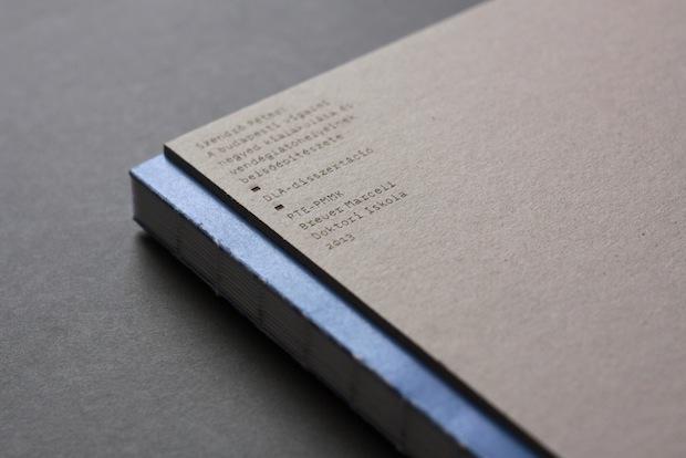 Architecture book design inspiration