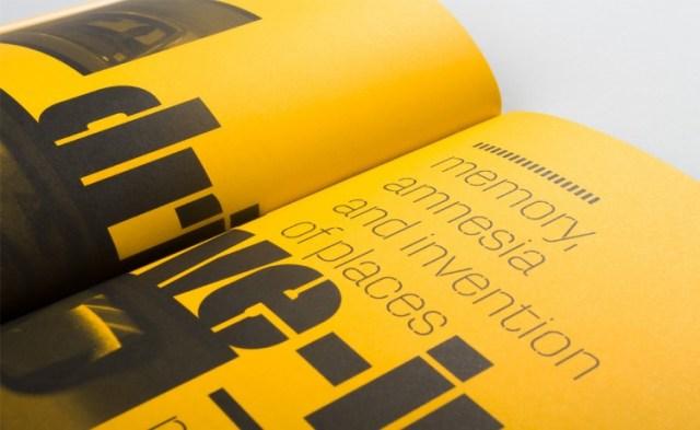 editorial typography design inspiration