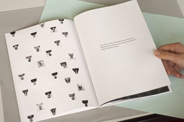 Graphic design inspiration - Book of Coincidence