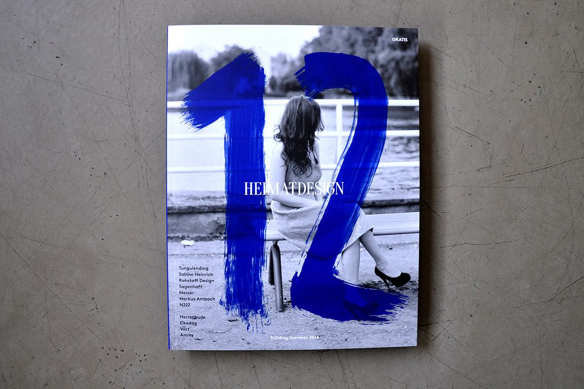 Heimatdesign Magazine 12