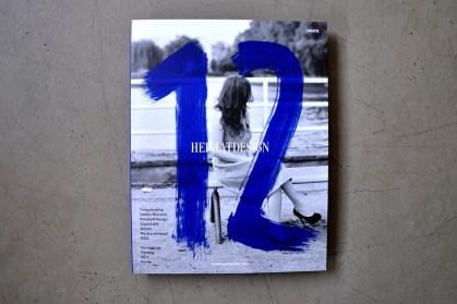 Magazine cover design inspiration – Heimatdesign 12
