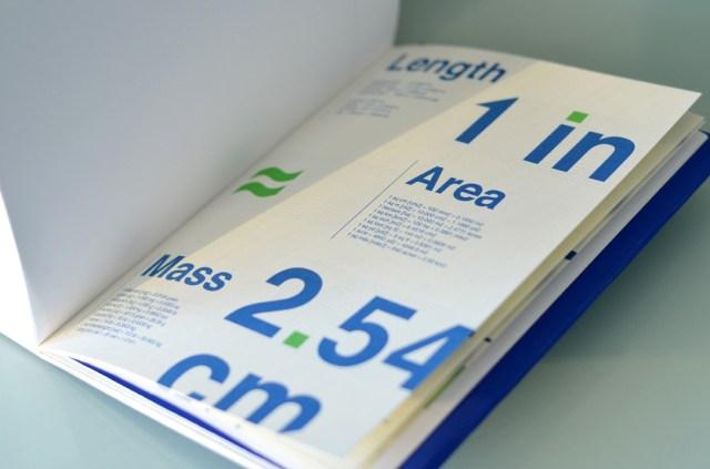 Book Design Inspiration – Interior Spread Typography