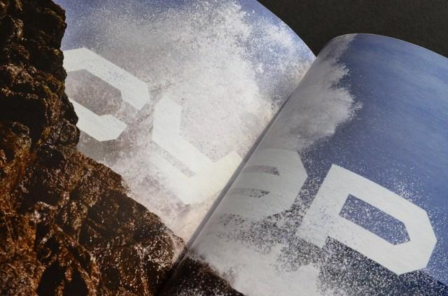Book Design Inspiration – Catalog typography