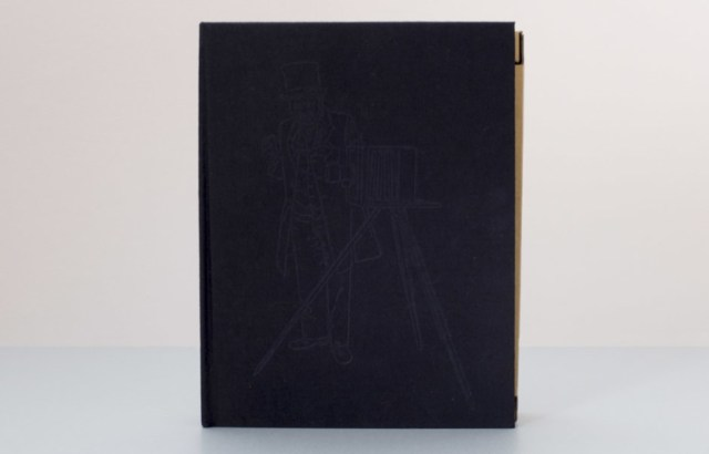 Collector's Edition – Artist Cover bomb by Alec Soth