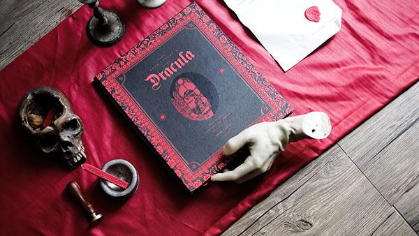 Dracula, illustrated