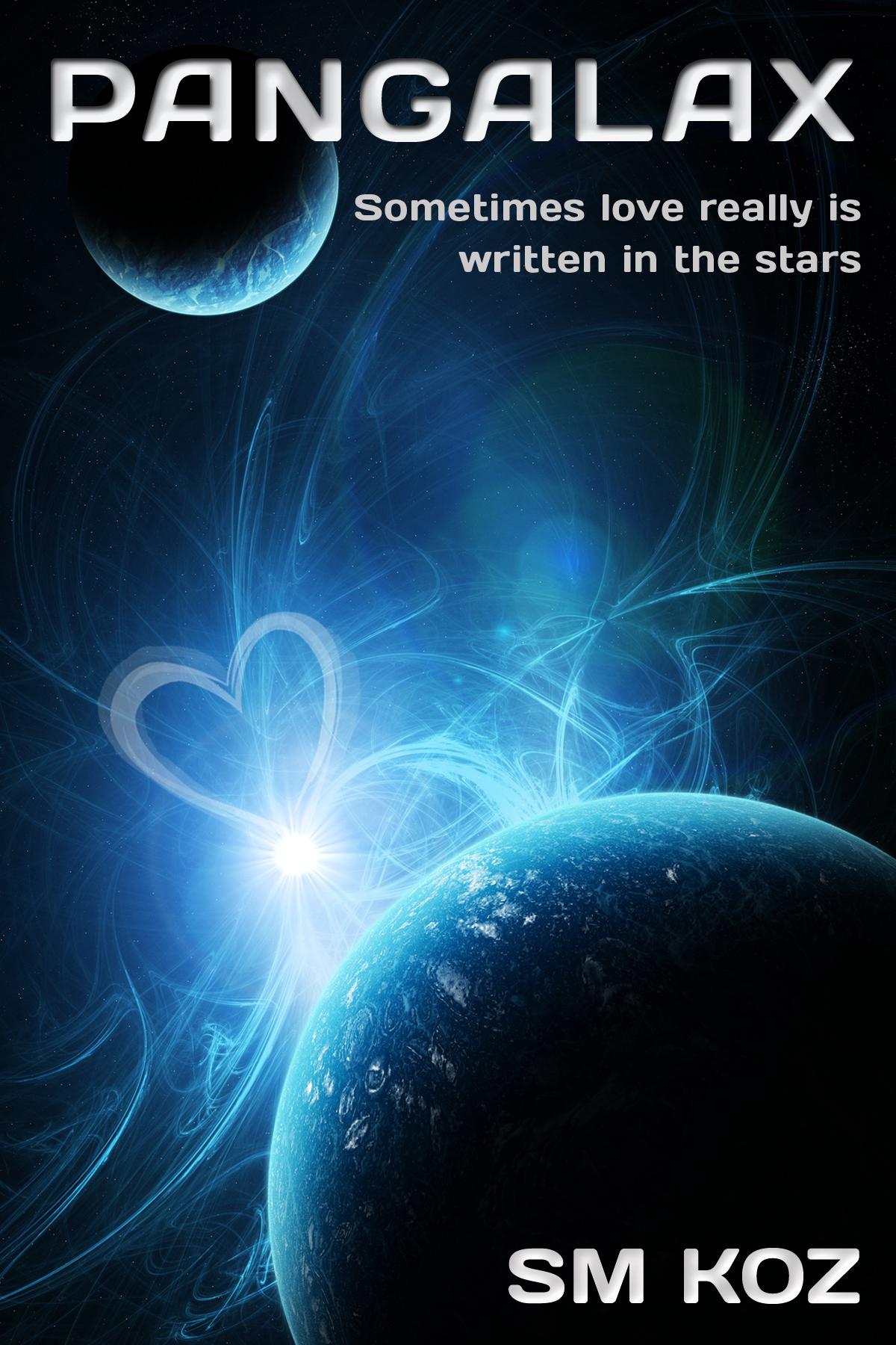 Pangalax (The Veya Trilogy Book 1)