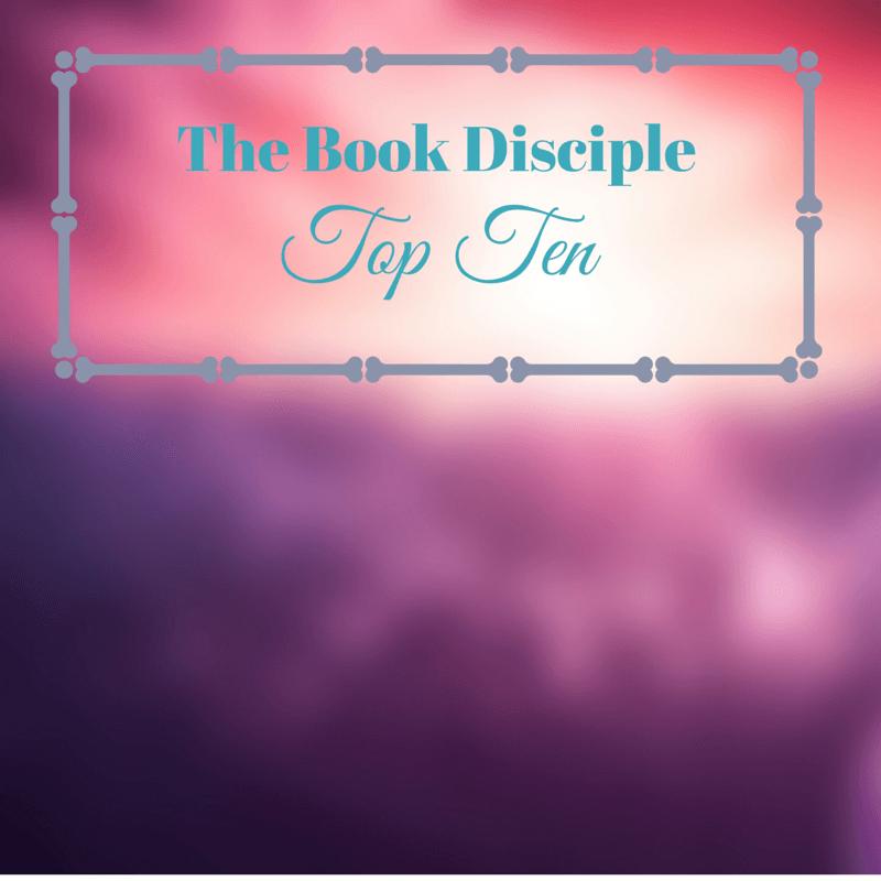 Top Ten: Book Covers