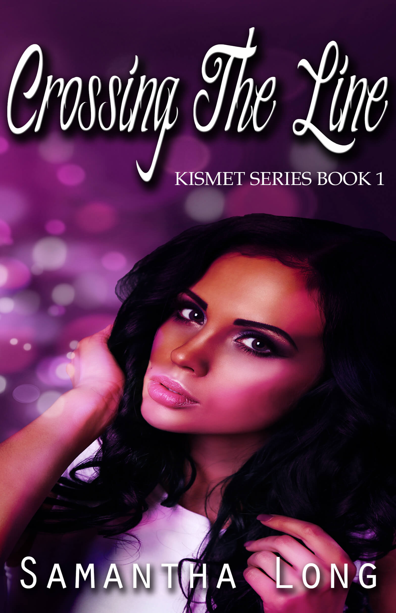 Crossing the Line by Samantha Long