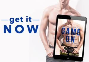 Game On Available Now