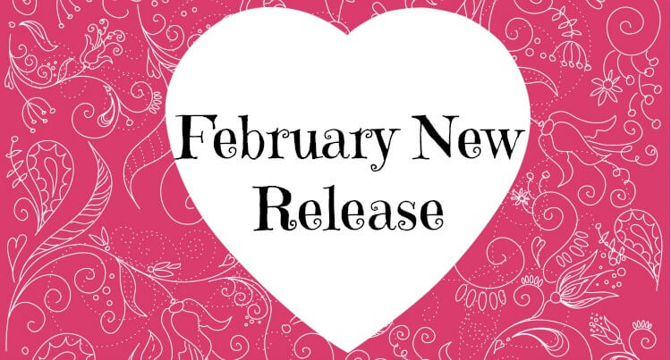 february new releases fb banner