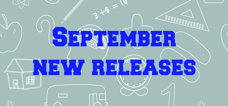 september new releases fb banner