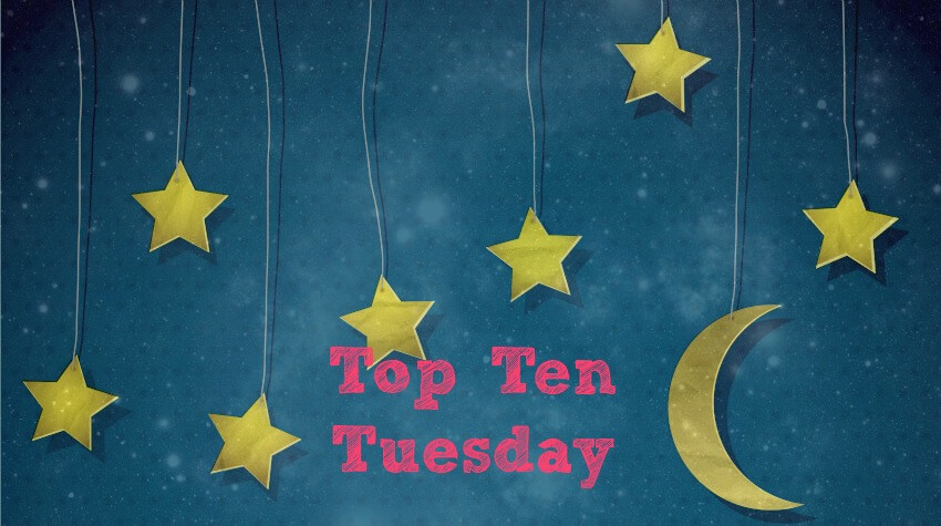 Top Ten Tuesday: Book to Movie