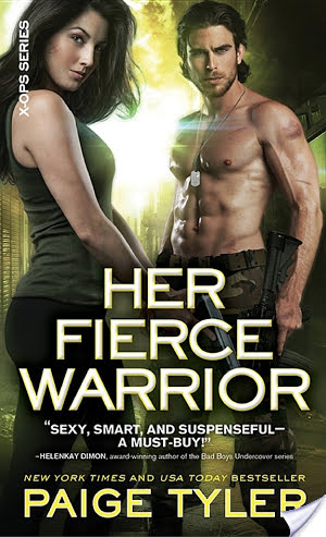 Her Fierce Warrior by Paige Tyler: Review