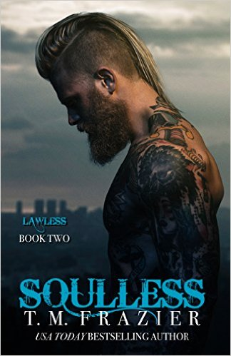 Soulless by TM Frazier: Review