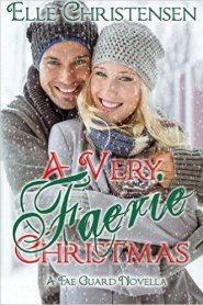 a very faerie christmas cover