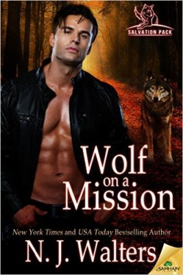 Wolf on a Mission by NJ Walters: Review