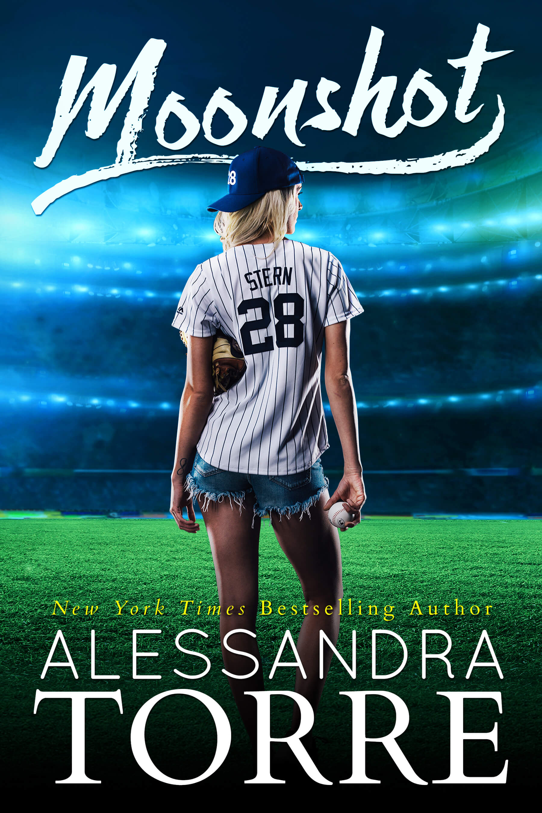 Moonshot by Alessandra Torre: Review