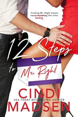 12 Steps to Mr. Right by Cindi Madsen: Review