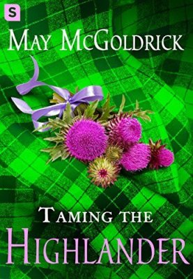 Taming the Highlander by May Goldrick: Review