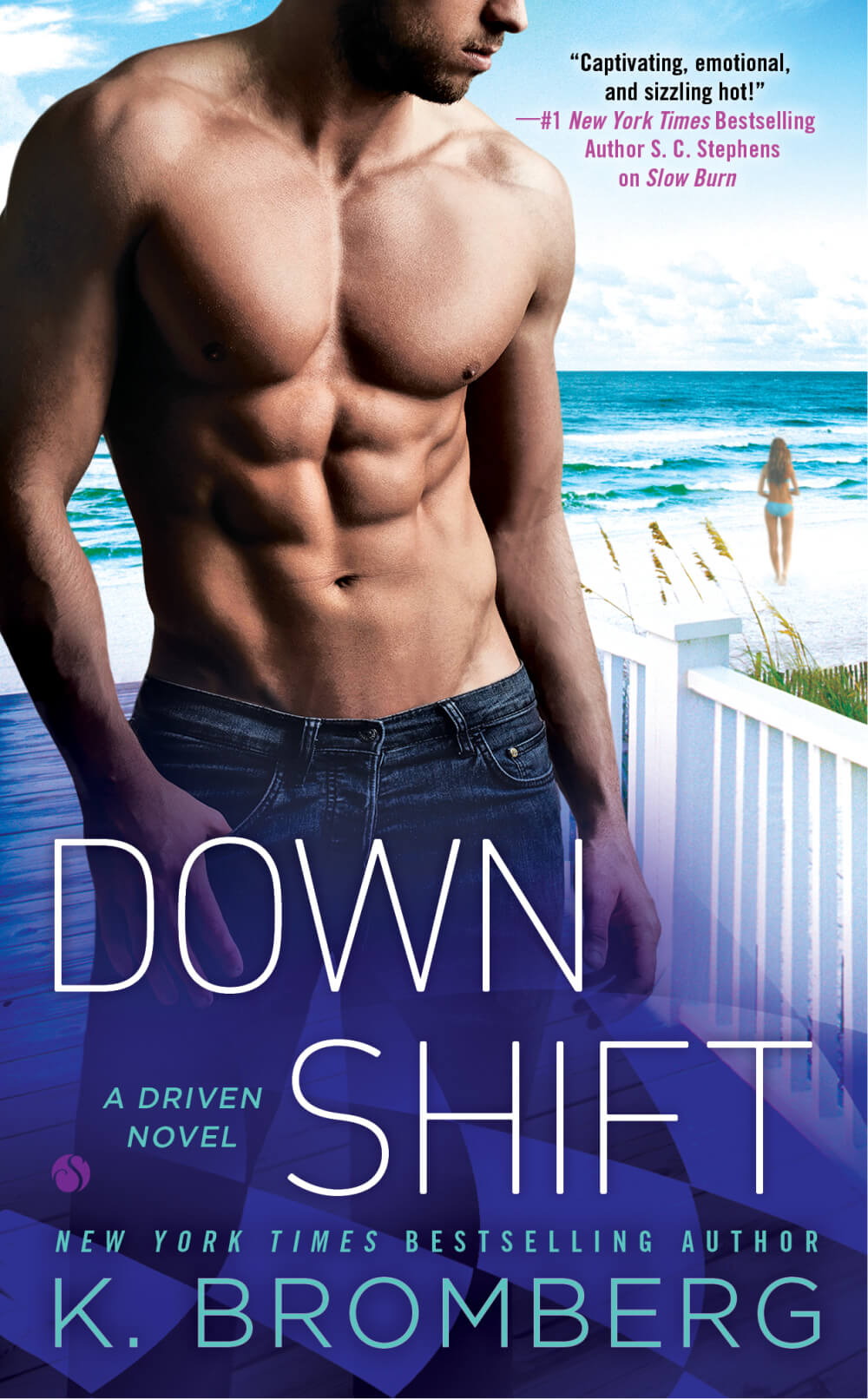 Down Shift by K. Bromberg: Review