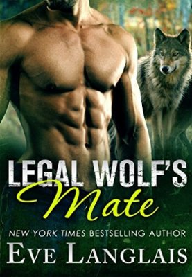 Legal Wolf's Mate by Eve Langlais: Review