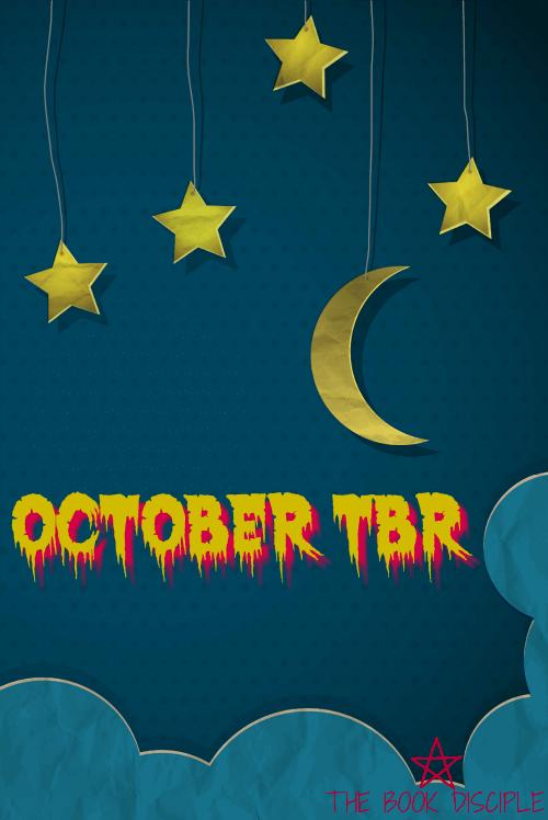 October TBR pile!